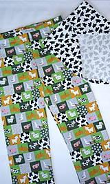 Detské oblečenie - Set FARMÁRKA - 13592535_