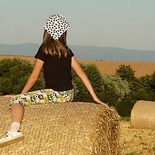 Detské oblečenie - Set FARMÁRKA - 13592522_