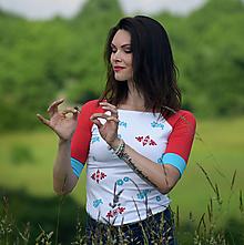 Tričká - Tričko Coraline - 13594157_