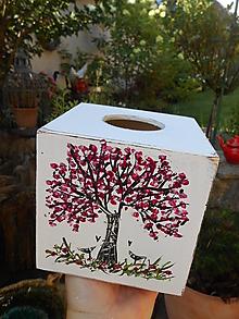 Krabičky - Strom lásky - 13593522_