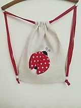 Batohy - Detský ruksačik - 13595281_
