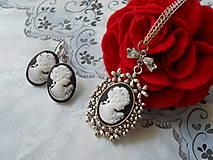Sady šperkov - Mademoiselle Annie (sada šperkov) - 13601269_