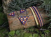 Sady šperkov - Sada Šperkov Indián - 13601093_