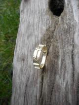 Prstene - Ruženec na objednávku - 13601414_