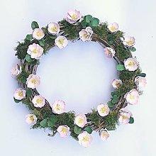 """Dekorácie - Veniec """"šípové ruže"""" - 13602628_"""