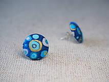 Náušnice - Klimt - 13601462_