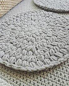 Úžitkový textil - Podsedák svetlosedy - 13604270_
