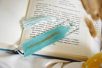 Papiernictvo - Záložka do knihy (M172) - 13605828_