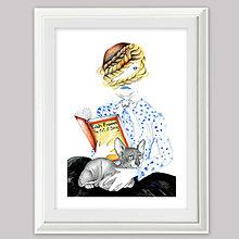Grafika - The art of Being grafika - 13605635_