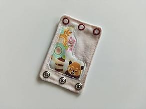 """Detské doplnky - BabyTree Body Extendor """"Lemúr medituje"""" - 13605970_"""