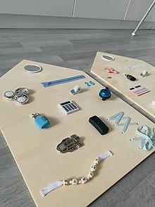 Hračky - Activity board - 13608837_