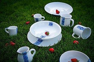 Nádoby - Hlboký tanier SKRATKY - 13610286_