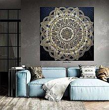Dekorácie - RODINNÁ MANDALA na mieru❤️energetický obraz,TALIZMAN do Vášho domova,originálny dar pre celú rodinu - 13610711_