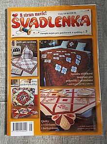 Návody a literatúra - Časopis Švadlenka - 13614385_