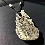"""Náhrdelníky - Drevený náhrdelník """"sunny coast"""" - 13613715_"""