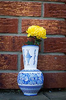 Nádoby - Váza baňatá - 13615448_