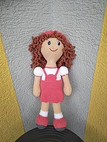 Hračky - Bábika Anička - 13616394_