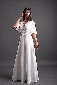 Šaty - Svadobné šaty vo vintage štýle - 13614519_