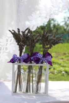 Dekorácie - Levanduľová dekorácia  - 13617540_
