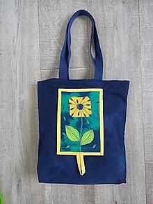 Nákupné tašky - Nákupná taška batikovaná - 13619012_
