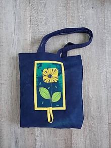 Nákupné tašky - Nákupná taška batikovana - 13619063_