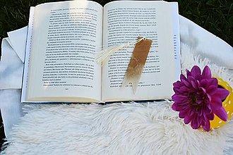 Papiernictvo - Záložka do knihy (M182) - 13622082_