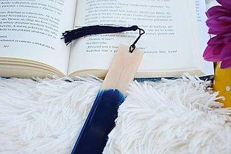 Papiernictvo - Záložka do knihy (M185) - 13622133_