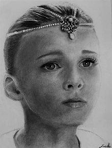 Kresby - Nekonečný príbeh - Tami Stronach - 13621227_