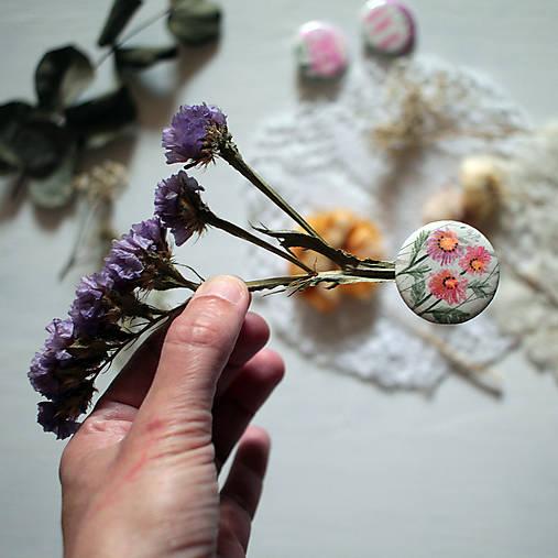 Záhrady VI/ mini butónik