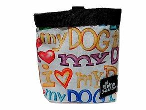 Pre zvieratá - Pamlskovník I Love My Dog - 13629323_