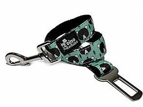 Pre zvieratá - Pás pre psa do auta Medveď - 13630473_