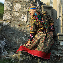 Sukne - Origo Outfit Orient History - 13630416_