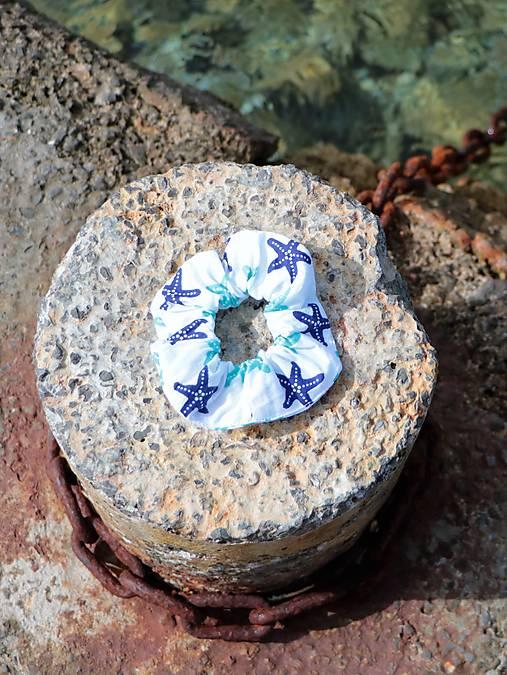 Scrunchies gumička hviezdice