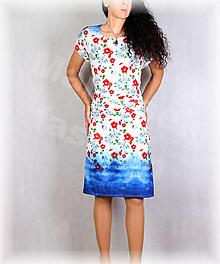Šaty - Šaty vz.707 - 13634045_