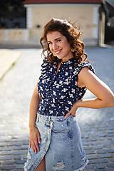 Topy, tričká, tielka - TOP - BE SASSY madeira - 13634547_