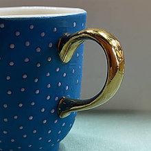 Nádoby - Tyrkysové espresso. - 13633224_