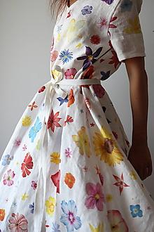 Šaty - Šaty s krátkym rukávom - 13635939_