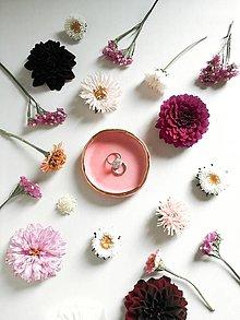 Prstene - Dotyk kvetov - 13638271_