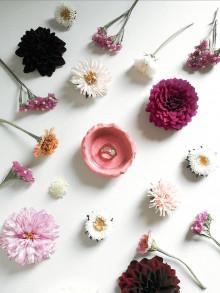 Prstene - Ružové ostrie - 13638542_