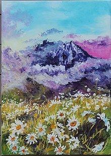 Obrazy - Za horami, za dolami, náš kraj - 13639365_