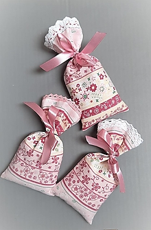 Úžitkový textil - Vrecúška na levanduľu, bylinky a hocičo :-) - 13641307_
