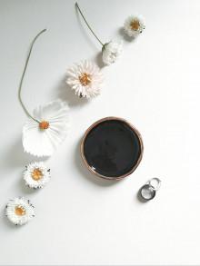 Prstene - Čierny dotyk - 13645308_