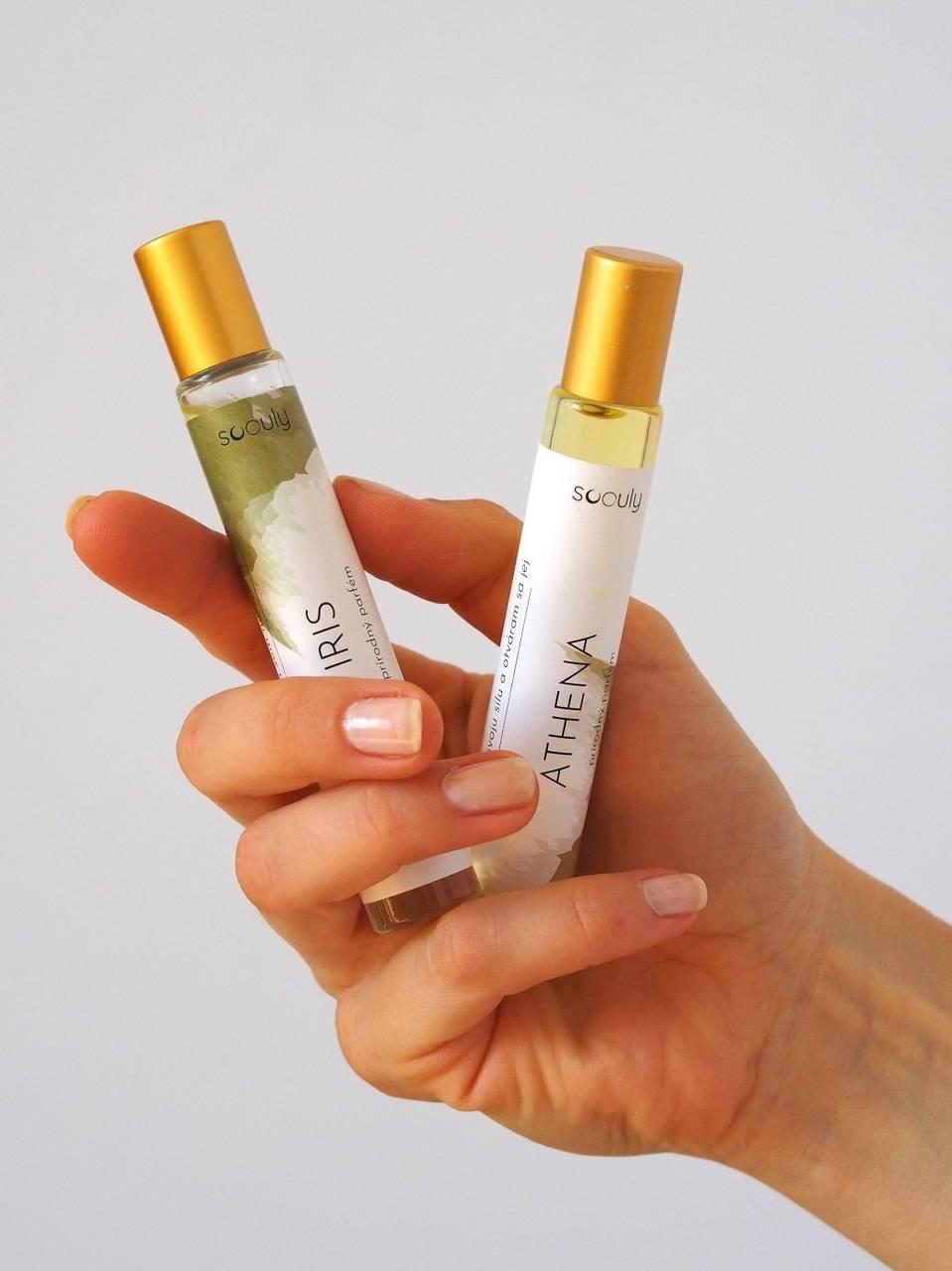 Prírodný parfém IRIS