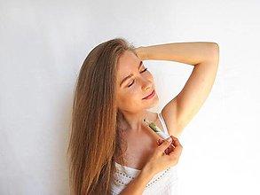 Drogéria - Prírodný parfém IRIS - 13646359_