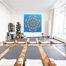 Obrazy - MANDALA DOKONALEJ HARMÓNIE do wellness/joga/fit centra,energetický vysokovibračný obraz na objednávku - 13652377_
