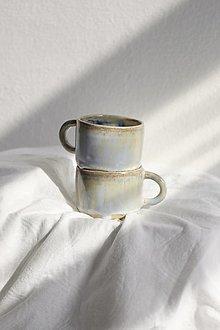 Nádoby - Modrá šálka medium - 13651098_