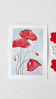 Obrázky - Maky 4, 15 x 21 cm, akvarel - 13653930_