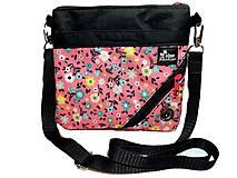 Iné tašky - Taška pre venčenie psov Flora - 13654718_
