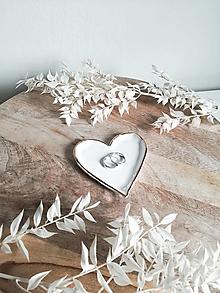 Prstene - Srdce zo zlata - 13654826_