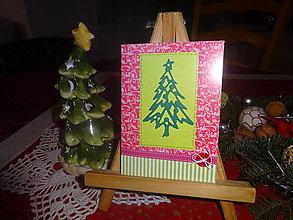 Papiernictvo - Vianočný stromček - 13658841_